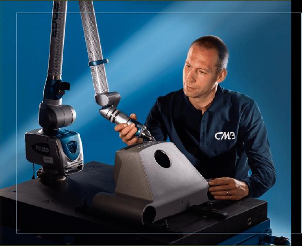 CMB_Quality control measuring machine